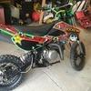 Pit Bike / Crosser Stomp 140cc