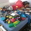 a lot everything I can sell in whole or in pieces reasonable offer please there is a lot