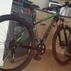 Cube 29er mountain bike