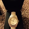 New Ladies EMPORIO ARMANI CERAMIC Watch with box and receipt