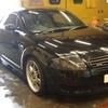 Audi TT in Black 225bhp Turbo Quattro version  !!   very fast