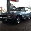 1985 R107 Mercedes SL500