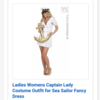 Ladies sailor outfit