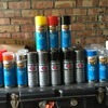 26 cans of spray paint brand new