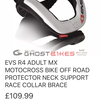 Evs R4 race collar / neck brace
