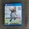 PS4 Madden 15