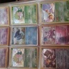 pokemon cards 100+ including about 35 halo cards