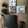 PS3 console with all leads 3 games and PS3 camera