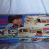 matchbox/hot wheels sto and go service center with original box