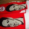 5 x brand new torres scarfs