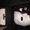 Phantom of the opera 1 of 1000 made mask