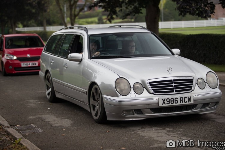 Swapz for 2000 mercedes benz e320 wagon