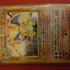 Charizard pokemon card