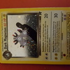 Pokemon card dark magnetometer shiny