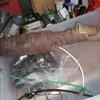 Honda ep3 down pipe