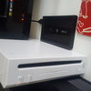 softmodded nintendo wii white with 500gb hard drive and over 90 games