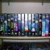 80 Doctor Who VHS Videos