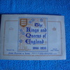 john player cards and book full set ,kings &queens
