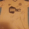 90's 2000's 16 football shirts some signed