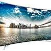 55 inch Samsung curved TVs 4k