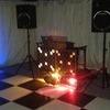 Full disco, karaoke and lighting rig
