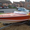Plancraft Sabre 17ft Speed Boat with 2ltr Pinto Inboard (swap for jetski)