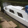 BUCKINGHAM 25ft.  SUMMER PROJECT INBOARD ENGINE..