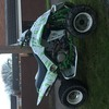 Quadzilla 450 sport with 470 bore kit on! Road legal with loads of added extras