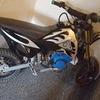Mini 50cc dirt bike