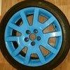 2004 fabia vrs 16inch alloy wheels