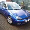 VERY RARE FIND...FORD FOCUS 170 ST ....5 DOOR...STUNNING CONDITION