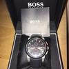 Genuine Hugo boss watch with paperwork