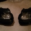 brand new zenon range rover/ Aston martin lights