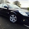 55 Vauxhal vectra cdti 1.9 150 red TI ELITE nav leather interior spares or repairs