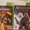 xbox 360 games crackdown 2 and assassins creed revelations