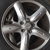 4× kia sportage alloys with tyres