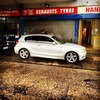 BMW High powered 120d 230BHP