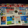 BIG Collection of over 20 PC Advisor Magazines