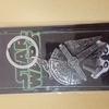 STAR WARS millennium falcon key ring