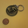 GAME OF THRONES medalion keyring