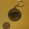 GAME OF THRONES house tully medalion keyring