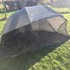 Wychwood solace brolly and wrap
