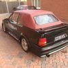 Ford escort xr3i cab 1988