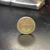 2002 - GIBRALTAR - MONTIS INSIGNIA CALPE £1 coin