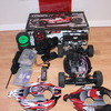 Nitro Rc Car (HPI Trophy 3.5) Swap For Pit Bike