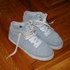 K1x Blue Suede kickers 42,5EU 8/10