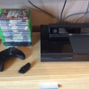 Xbox One 500GB + 14 Games + 1 Controller + Headset Adapter + Play and Charge Kit + Kinect