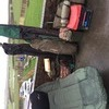 Carp fishing setup swap for plotter