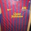 Barcelona football shirt