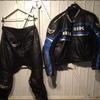 Berik 2 piece leathers